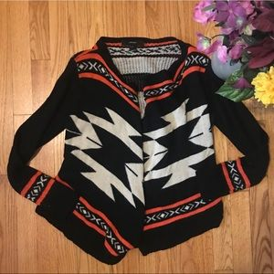 Forever 21 • Aztec Wrap/Coverup